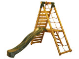Climb & Slide Children's Play Centres