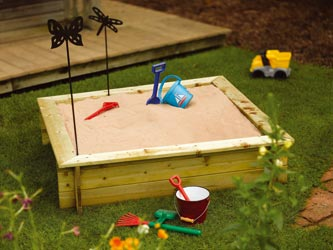 Children's Sand Pit