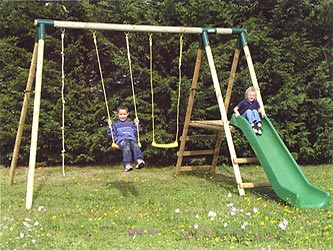 Baboon Children's Swing Sets