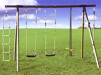 Orangutan Children's Swing Sets