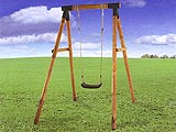 Bush Baby Children's Swing Sets
