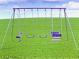 Juno Children's Swing Sets