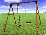 Lemur Children's Swing Sets