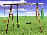 Mandril Children's Swing Sets