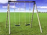 Marmoset Children's Swing Sets