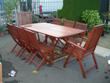 Saigon Acacia Garden Furniture Set