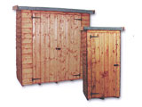 Wall Shed Garden Storage Units
