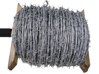 Barbed Wire Reels