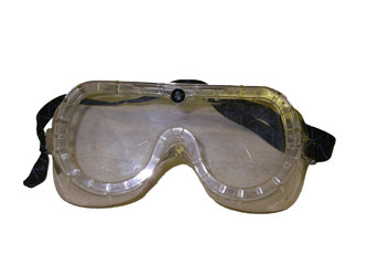 Chainlink Fence Safety Goggles