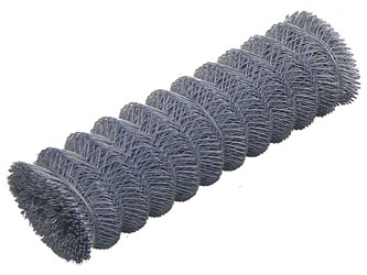 Heavy Gauge Steel Chainlink Fence Rolls