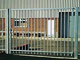 Sentry Security Commercial Swing Entrance Gates