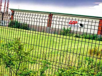 Axiom Security Perimeter & Boundary Commercial Fence