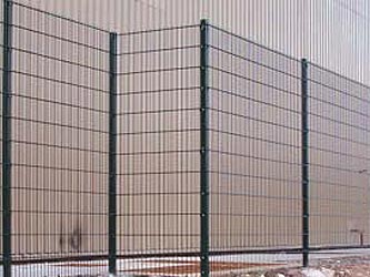 Euroguard Flatform Security Perimeter & Boundary Commercial Fence