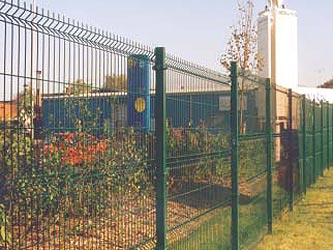 Euroguard Regular Security Perimeter & Boundary Commercial Fence