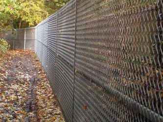 FastGuard Security Perimeter & Boundary Commercial Fence