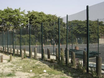 Hi-Sec Security Perimeter & Boundary Commercial Fence