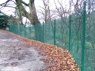 SecureGuard+ Security Perimeter & Boundary Commercial Fence