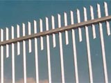 Barbican Extra Security Perimeter & Boundary Commercial Fence