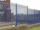 Barbican Imperial Security Perimeter & Boundary Commercial Fence