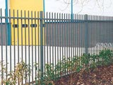Barbican Security Perimeter & Boundary Commercial Fence