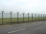 SecureGuard-358 Security Perimeter & Boundary Commercial Fence
