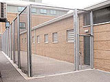 Securi-Mesh Security Perimeter & Boundary Commercial Fence