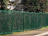 Sentry Security Perimeter & Boundary Commercial Fence