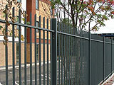 StyleGuard-DTV Security Perimeter & Boundary Commercial Fence