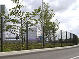 TwinGuard Security Perimeter & Boundary Commercial Fence