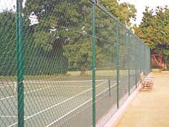 Tennis Court Sports Commercial Fence