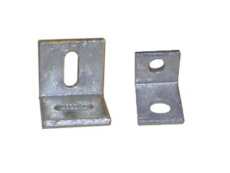 Weldmesh Fence Angle Cleats