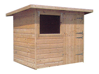 Pent Wendy House Children's Playhouses