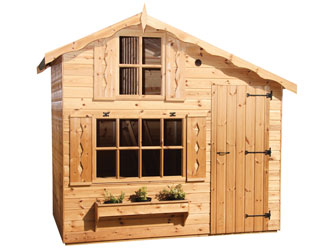 Children's Playhouses: Lilliput Two-storey Playhouse
