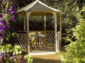Gainsborough Garden Gazebos