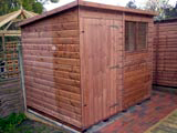 Petersham Pent Garden Sheds