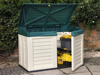 How to build shed workbench garden plastic storage units for Garden shed regulations
