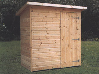Tool Shed Garden Storage Units