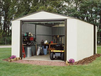 Murryhill Metal Garages