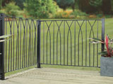 Deco Metal Garden Decking Panels