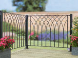 Nova Metal Garden Decking Panels