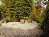 Timber Garden Decking Extension Kit