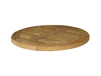 Small Teak Lazy Susan