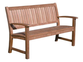 Wave Westminster Teak 5ft Garden Benches