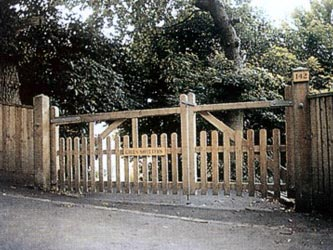 Wealdon Iroko Hardwood Farm & Field Gates