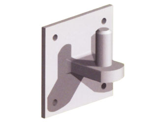 Hook On Plate Gate Fittings