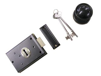 Rim Lock & Handle Gate Fittings