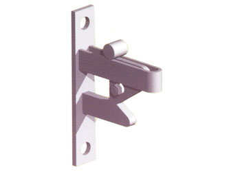 Self Locking Gate Latch Fittings