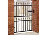Corfe Wrought Iron Front Garden Gates