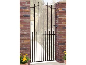 Manor Wrought Iron Side Garden Gates