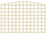 PAR Convex Heavy Duty Standard 4in Garden Trellis Panels